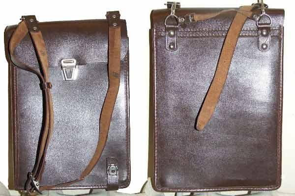 Офицерская сумка-планшет Советской Армии.